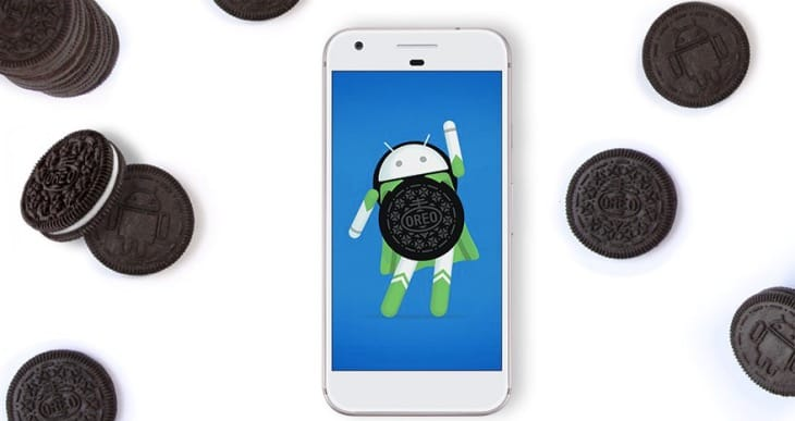 Android 8.0 Oreo update beta notes with device list preview