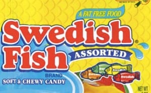 Android Swedish Fish release mystery