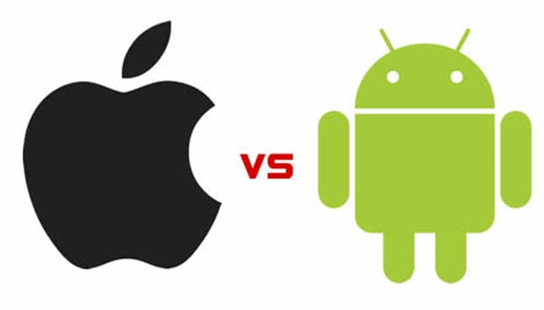 Android stagnation and iOS 6 vs. Jelly Bean