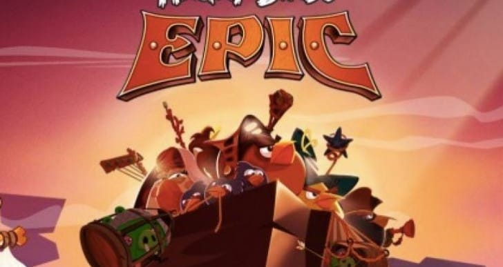 Angry Birds Epic unlimited lucky coins warning