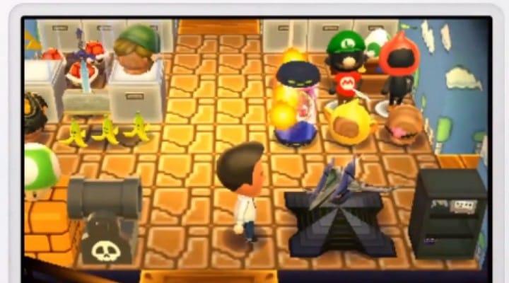 Animal Crossing New Leaf custom house cribs