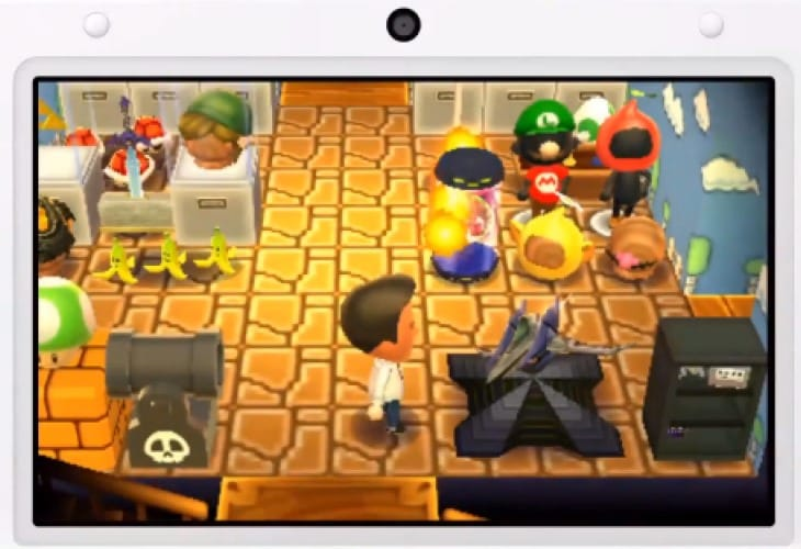 Animal Crossing New Leaf custom house cribs
