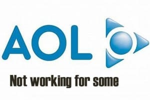 AOL confirm mail down and not working