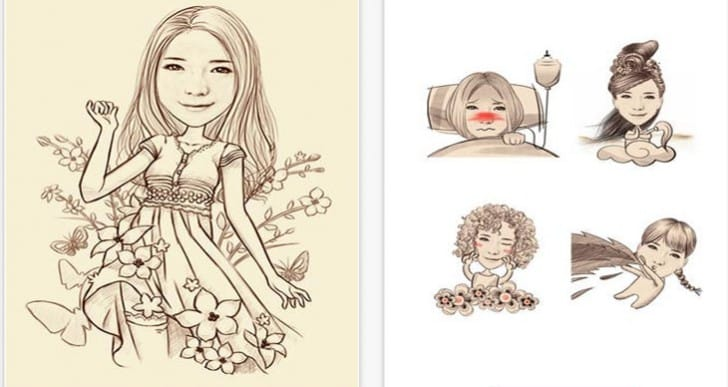 MomentCam app update for iPad and Android