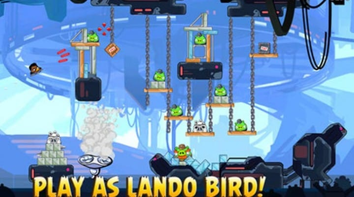 Apple's free apps of the week: Angry Birds Star Wars app
