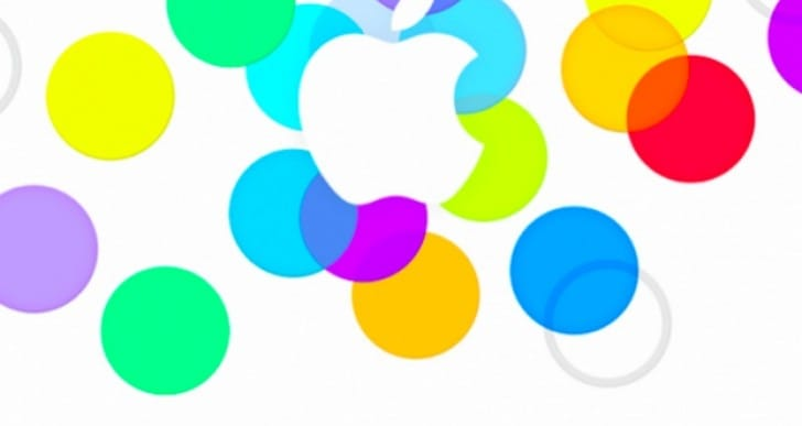 Apple iPhone 5S event for China breaks boundaries