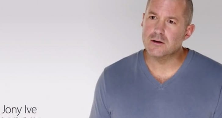 iPad Air reviewed by Apple with visual Ads