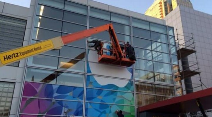Apple October 2013 iPad event preparation begins