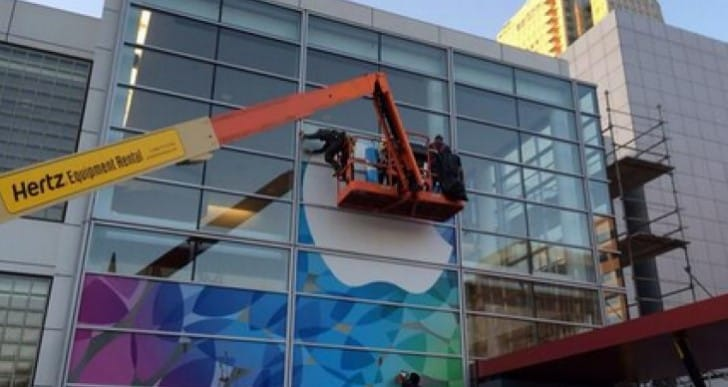 Apple October 2013 iPad event preparation begins