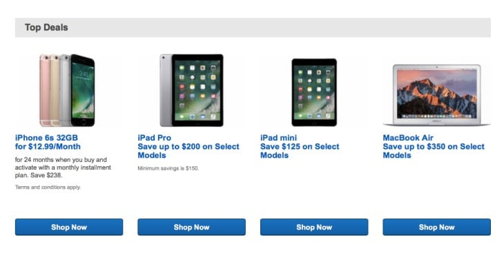 Massive Ipad Sale With Best Buy Black Friday July Deals Product Reviews Net