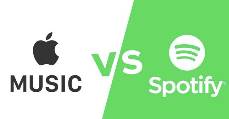 Spotify Vs Apple Music after student discount