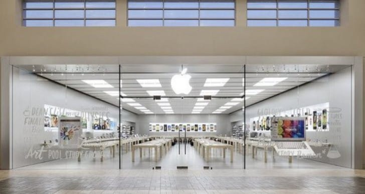 Apple UK Store skips Friday sales