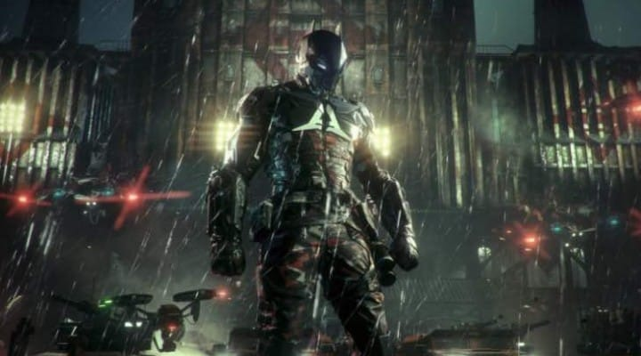 Arkham Knight DLC for Xbox One, not PS4 exclusive