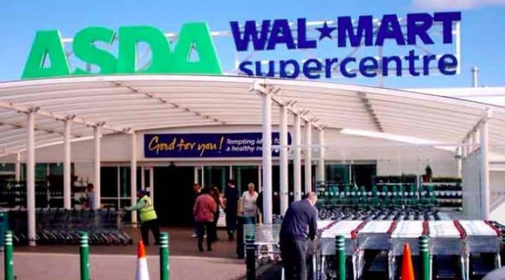 Wii U hardware sales blocked by supermarket