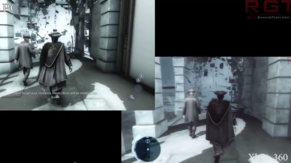 Assassin's Creed 3 PC graphics vs console is no contest ...