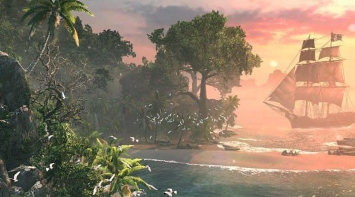 Assassin's Creed 4 game length for 100% completion