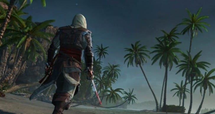 Assassin's Creed 4 DLC blacklisted on Wii U