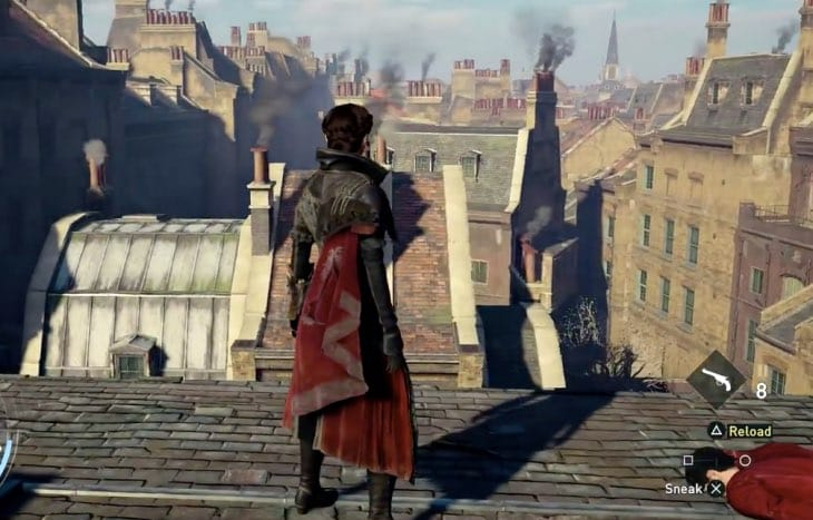 Assassin S Creed Syndicate Ps4 Gameplay Divides Opinion Product