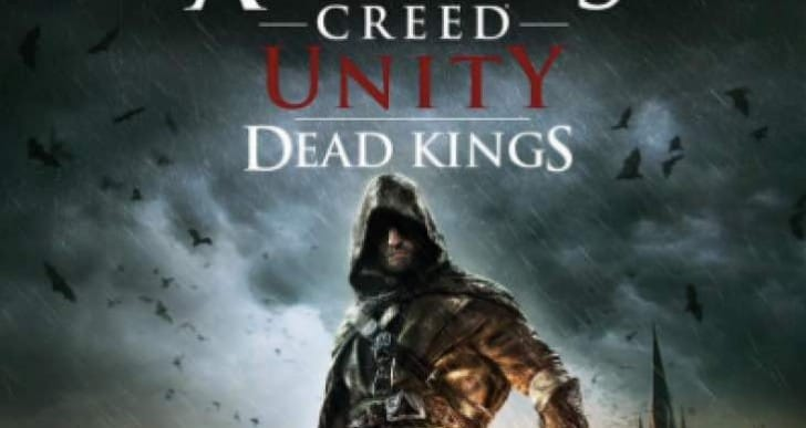 Assassin's Creed Unity DLC Dead Kings release date hype