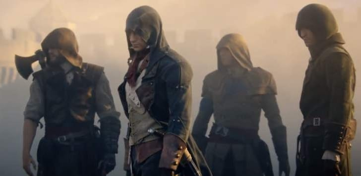 Assassin's Creed Unity 30 FPS better for action adventure