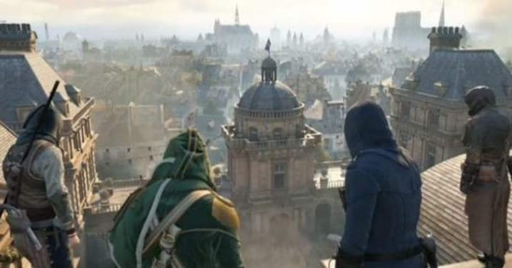 Assassin's Creed Unity Framerate problems at launch