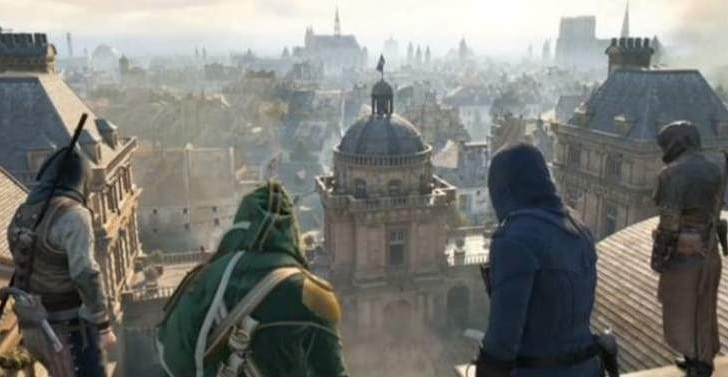 Assassin's Creed Unity on Xbox One for £0.99 today