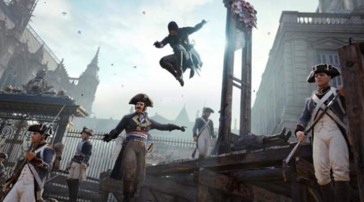 Assassin's Creed Unity Patch 3 notes for PS4, Xbox One, PC so far
