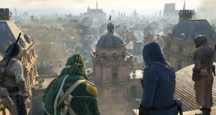 Assassin's Creed Unity PS4 Vs Xbox One parity to stop debates