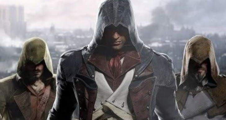 Assassin's Creed Unity 1.02, 1.3.0 update for PS4, PC fixes