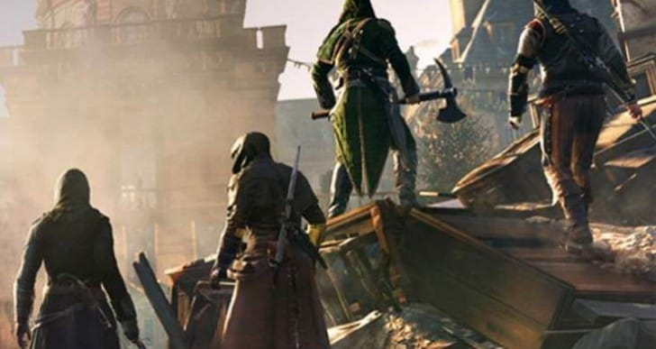 Assassin's Creed Unity 1.03, 1.3.0 PS4, PC update fixes in progress