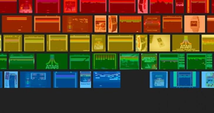 Google Images Atari Breakout high score challenge