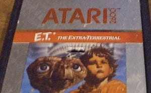 Atari ET game value and review