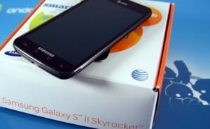 Samsung Galaxy S2 Skyrocket Jelly Bean joy for AT&T users
