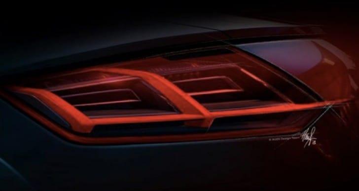New Audi TT 3rd-generation