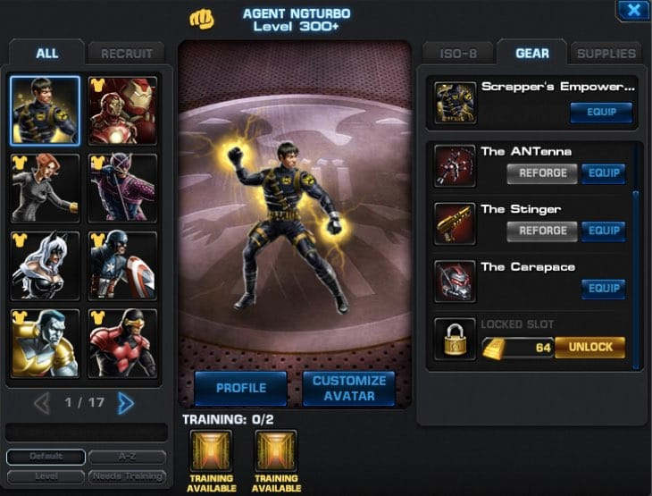 avengers-alliance-5th-gear-slot