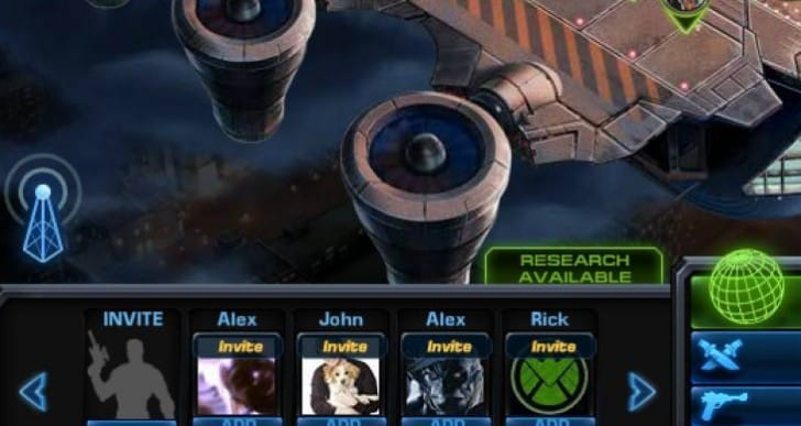 Marvel Avengers Alliance Allies missing