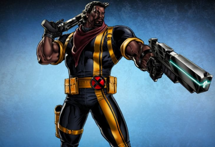 X Men Bishop Cable Avengers Alliance PVP ...