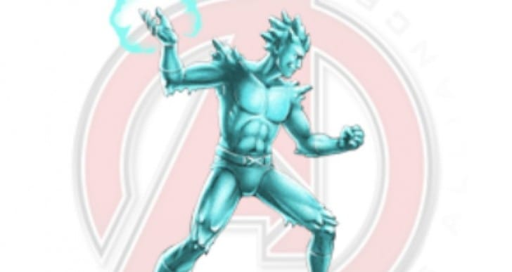 Avengers Alliance Iceman class, moves expectations