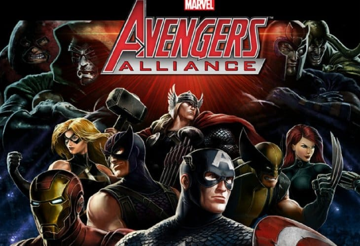 Avengers Alliance iOS app dated, Facebook transfers needed