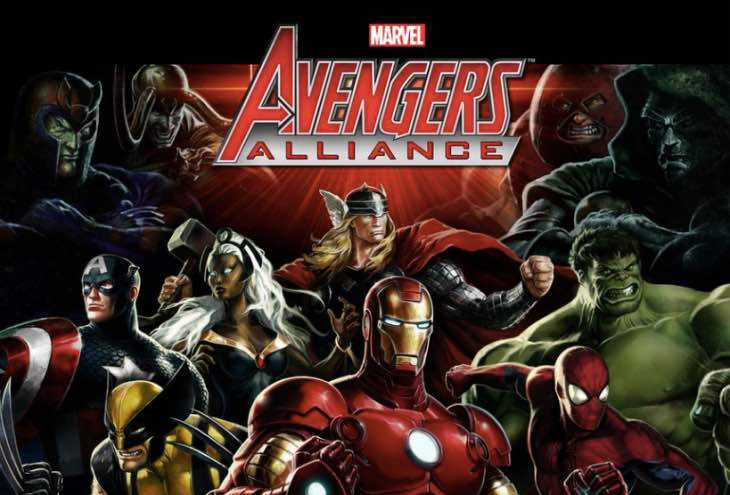 Marvel Avengers Alliance 1, 2 shutting down isn't a surprise