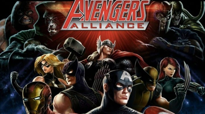 Marvel Avengers Alliance Spec Ops 25 Heroes Required