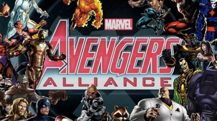 Avengers Alliance Spec Ops 23 Heroes required