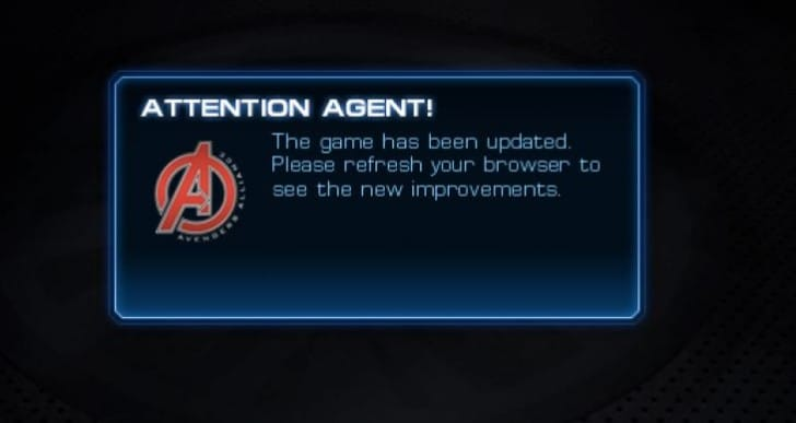 Avengers Alliance PVP problems