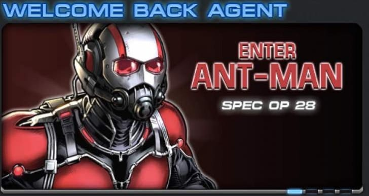 Marvel Avengers Alliance Spec Ops 28 task list