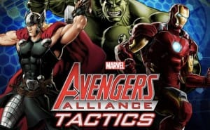 Marvel Avengers Alliance Tactics shutting down