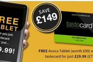Avoca tablet free with online code