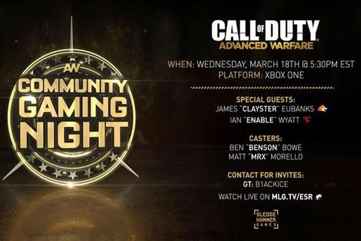 aw-community-gaming-night