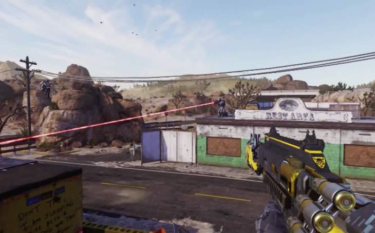 Countdown to Advanced Warfare Ascendance DLC trailer