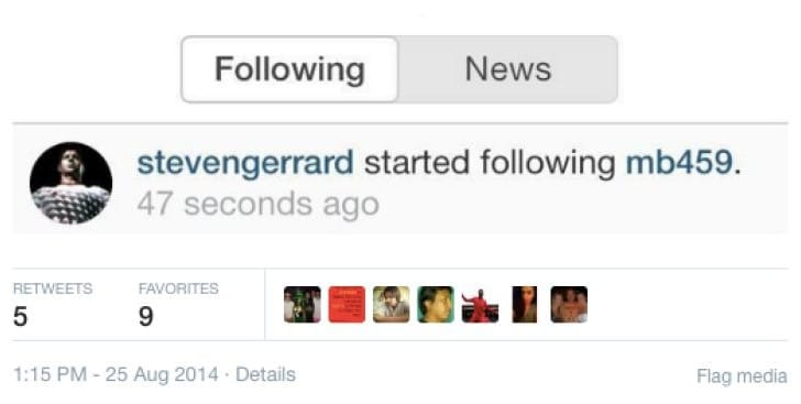 Mario Balotelli Instagram erupts after Gerrard support