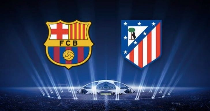 Barcelona Vs Atletico Madrid stream free on BT Sport